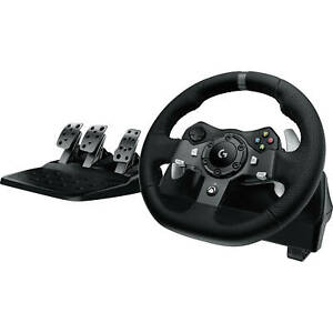 Logitech G920 Driving Force Racing Wheel For Xbox Series X S Xbox One PC $249.99