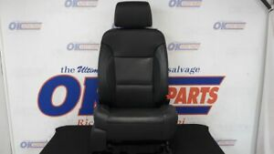 2014 18 Chevy Silverado Ltz Passenger Front Bucket Seat Black Leather An3 Oem