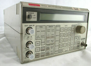 Keithley 3930a Multifunction Synthesizer For Parts Repair