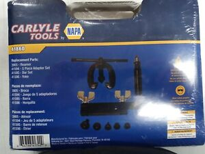 Napa Service Tools Professional 1500 Series double Flaring Tool Set 41860 New
