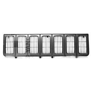Ch1200193 New Grille Fits 1996 1998 Jeep Grand Cherokee