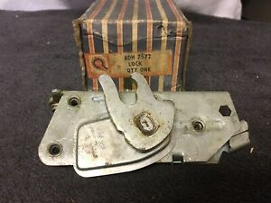 Mg Magnette Adh7572 Door Latch Lock Assembly Right Hand From Car 20210 Za Zb