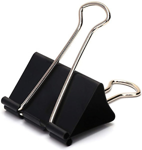 Extra Large Binder Clips 2 4 Width For Office 8 Pcs