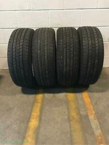 4x P215 55r17 Michelin Primacy Mxv4 dt 9 32 Used Tires