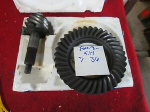 Ford 9 Inch In 5 14 Gears Drag Race Mud Demo Mustang Torino 428 351 Richmond