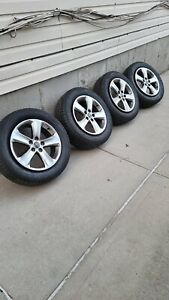 Toyota Tires And Wheels 2015 Rav4 Yokohama 225 65r 17