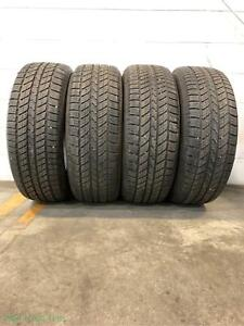 4x P265 65r17 Toyo Open Country A30 10 32 Used Tires