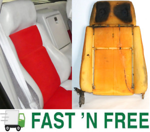 1984 Pontiac Fiero Indianapolis 500 Pace Car Seat Back Indy 500 0 Ship