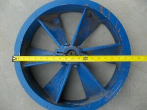 19 5 Quincy Air Compressor Pulley Flywheel Sheave Large Industrial