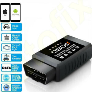 Wifi Obd2 Elm 327 Car Scanner For Android Ios Error Code Reader Auto Scan Tool