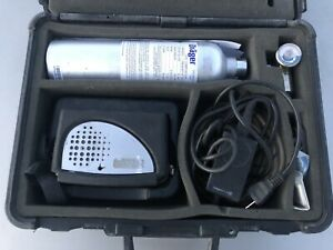 Drager X am 3000 Multigas Monitor Kit With Case