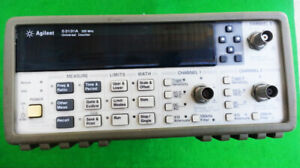 Agilent 53131a Universal Counter 225mhz