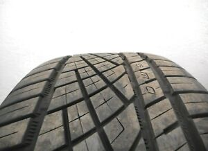 Pair Of 2 Continental Extreme Contact Dws 06 245 50zr17 Tire 8 32 Tread 99w