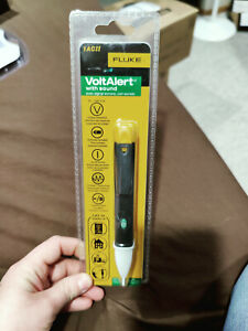 Fluke 1ac Ii Voltalert Non contact Voltage Tester With Sound New 90 1000v