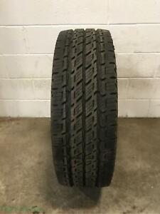 1x Lt285 75r17 Nitto Dura Grappler 16 32 Used Tire