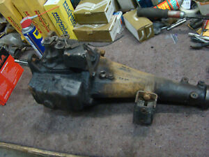 64 65 Pontiac Gto 3 Speed Transmission Chevy Olds 442 Buick Gs Chevelle Corvette