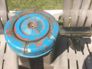 1963 1967 Ford 260 289 Air Cleaner Assembly Fairlane Mustang Falcon Galaxie