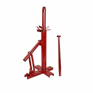 Portable Automotive Manual Tire Changer Bead Breaker Mounting Tool