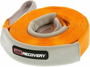 Arb 4x4 Accessories Arb705lb Orange 30 X 2 3 8 Snatch Strap Recovery 1 Pack