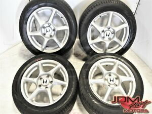 Honda Jdm S2000 Ap1 Replacement Bbs 5x114 Staggered 16 Inch 65 Offset
