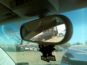 Rear View Mirror With Digital Clock Fits 02 05 Beetle 5273927