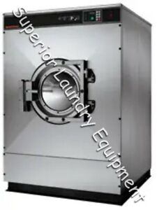 Speed Queen Sc125anv Washer 125lb 220v 3ph 50 60hz Opl Reconditioned