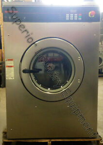 Speed Queen Scn080knv Washer 80lb 220v 1 3ph 50 60hz Opl Reconditioned