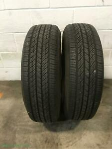 2x P245 75r16 Toyo Open Country A31 11 32 Used Tires