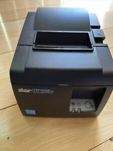 Star Micronics Tsp143iiiw Wi fi wlan Thermal Receipt Printer With Wireless