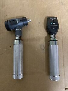 Welch Allyn 25020 Otoscope And 11710 Opthal