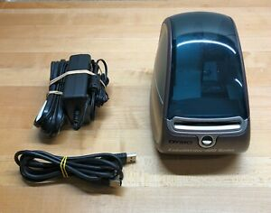 Dymo Labelwriter 400 Turbo Label Printer Tested Working Great With Cords