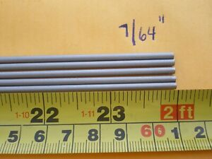 1 Pcs Stainless Steel Round Rod 302 7 64 01095 2 78mm X 24 Long