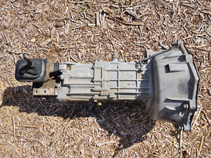 1989 1996 Chevrolet Corvette Zf 6 speed Transmission Blue Tag Oem