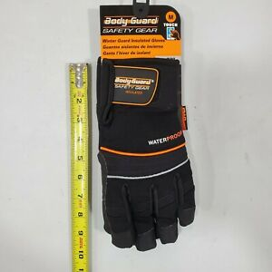 Body Guard Safety Gear Winter Insulated Waterproof Gloves Size m 1