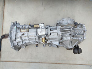 2001 2004 Chevrolet Corvette Z06 Complete Manual Transmission With Diff 3 42