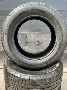 4 Michelin Tires Size 245 60 18