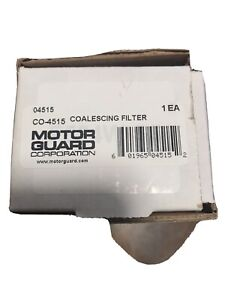 Motor Guard Co4515 1 2 Npt Compressed Air Coalescing Filter