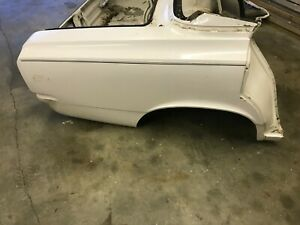 1968 67 69 Rambler American 4 Door Car Rear Quarter Sheetmetal No Rust