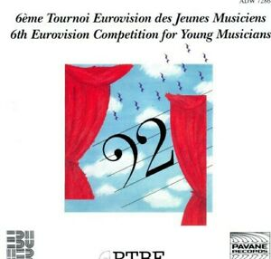 European Competition for Young Musicians Used Very Good CD $13.94