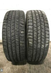 2x P225 50r17 Michelin Energy Saver A s 8 9 32 Used Tires