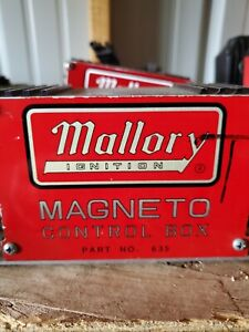 Mallory Magneto Electronic Ignition Control Box 635
