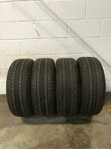4x P225 50r17 Michelin Primacy Mxm4 Zp Moe 6 32 Used Tires