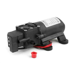 12v 72w High Pressure Micro Diaphragm Water Pump Automatic Switch Smart Type
