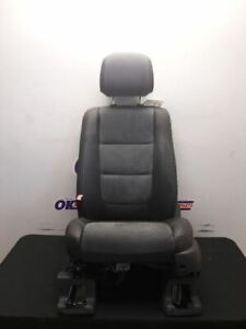 2015 Ford Explorer Xlt Driver Left Front Seat Assembly Leather Suede Power Heat