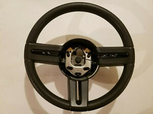 2005 2006 2007 2008 Ford Mustang Steering Wheel Black