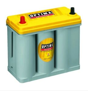Optima 8171 767 Ds46b24r Yellow Top Prius Battery 2021