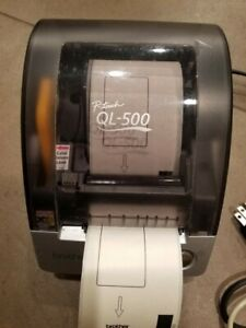 Brother P touch Ql 500 Label Maker Printer