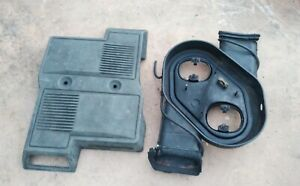 1984 84 Corvette C4 Crossfire Injection Air Cleaner Top And Bottom
