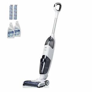 Cordless Wet Dry Vacuum Cleaner And Mop For Hard Floors Great For Sticky Messes