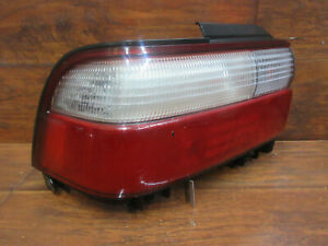 Toyota Corolla 1996 1997 Left Driver Tail Light